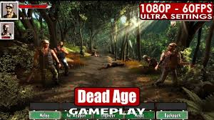 Dead Age v1.7 Crack PC +CPY CODEX Torrent Free Download