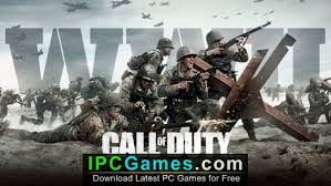 Call of Duty 14 WWII Deluxe Edition Crack CPY Free Download