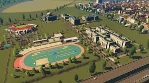Cities Skylines Campus Crack PC +CPY Free Download Game