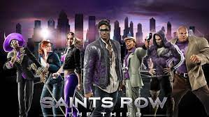 Saints Row The Third Crack PC+CPY Free Download Codex Game