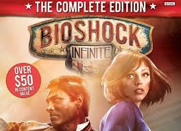 BioShock Infinite Complete Edition Crack Full PC +CPY Free Download