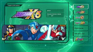 Mega Man X Legacy Collection Crack PC Full Game Free Download