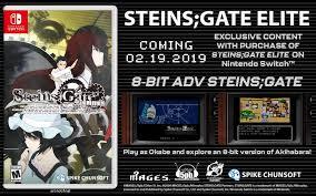 Steins Gate Elite Crack CODEX Torrent Free Download Full PC Game