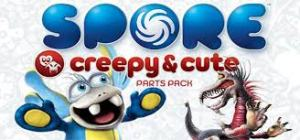 Spore Creepy And Cute Parts Pack Crack PC +CPY Free Download