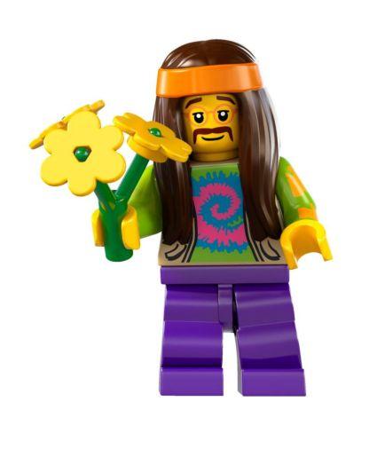Lego-Minifigure-S7-Good-Natured Hippie