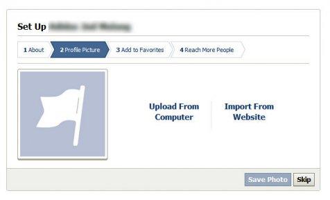 Simpan Info Fanpages Anda