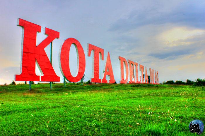 [img.4] Nama Kota Delta Mas