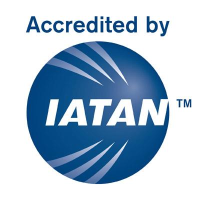Accredited by Iatan