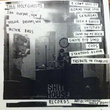 Thee Holy Ghosts Ep