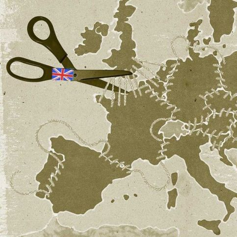 Reino Unido sale de Europa