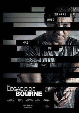 El legado de Bourne 15 de agosto de 2012