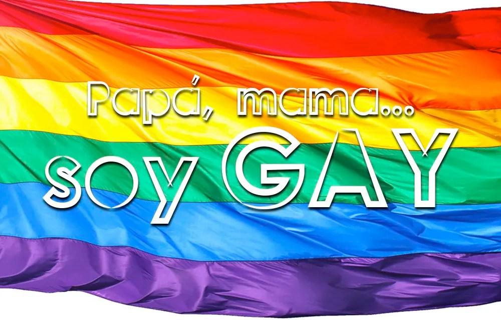Sabes la forma adecuada de decirle a tus papás que eres gay