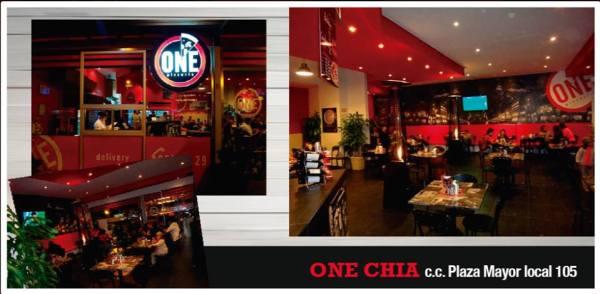 One Pizzeria - Chía