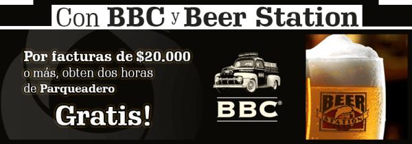 Ofertas y Promociones BBC y Beer Station - Chía
