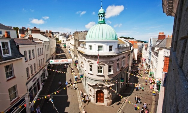 Guernsey, UK: The 7 Qualities of A Perfect Downtown