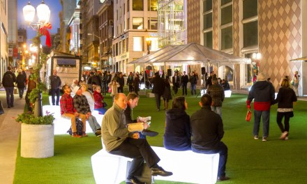 What's Hot In Public Space – March 2016