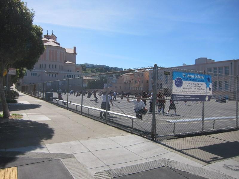St Anne playground