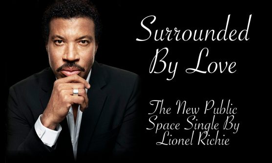 Lionel Richie Surrounded by Love