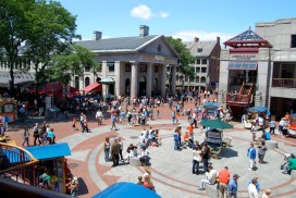 Quincy Market - Boston