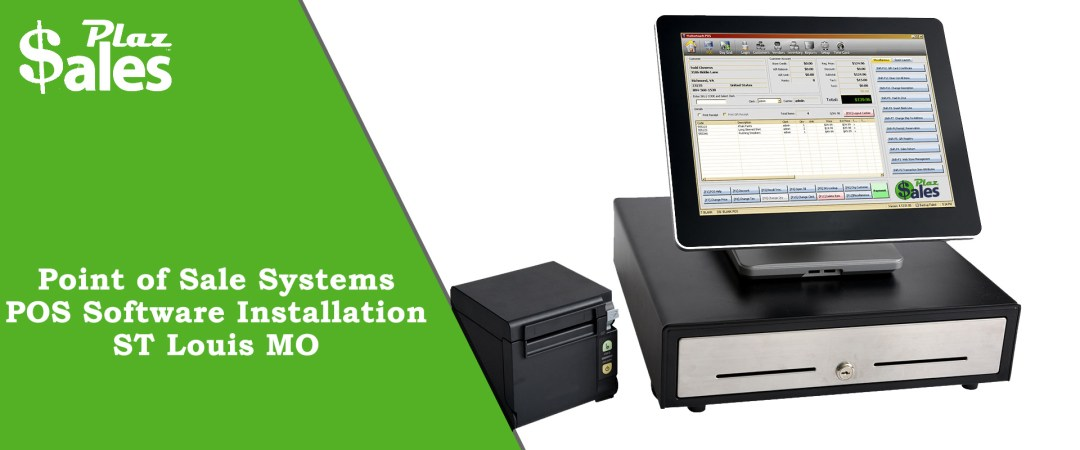 Point Of Sale Software ST Louis Missouri