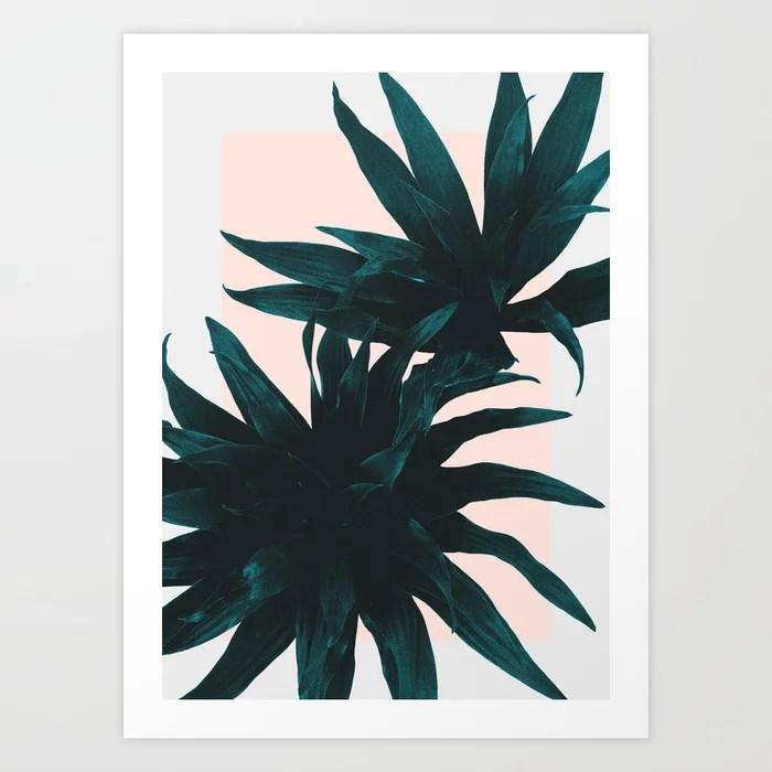 Sunday's Society6 | Plant art print