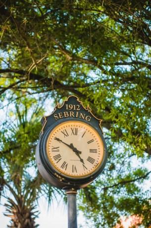 Sebring Clock