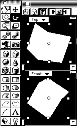 StrataVision 3D Interface