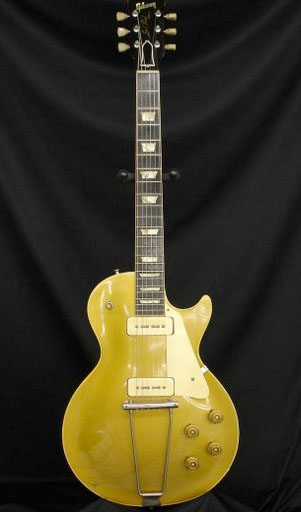 Gibson Les Paul Gold Top, 1952