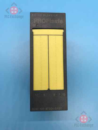 Siemens 6ES7138-4FB04-0AB0 4 F-DO PROFIsafe, Electronics module for ET 200S