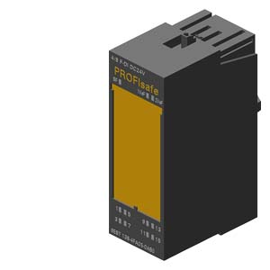 Siemens 6ES7138-4FB04-0AB0 4/8 F-DI PROFIsafe Electronics module f. ET200S