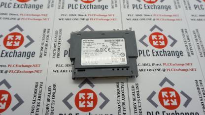 Allen-Bradley 1734-IA4 POINT/IO 120 Vac 4 Channel Input Module