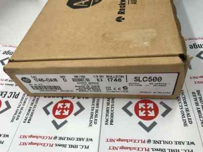 Allen-Bradley 1746-OA16 16 ch-AC Output (SLC500)
