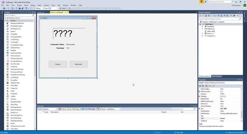 C# HMI vs  Commercial HMI - Which One Is Best | PLCGurus NET