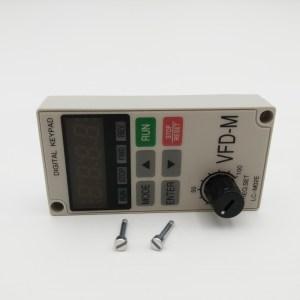 Digital Keypad Operation Panel Replace Delta VFDM LCM02E
