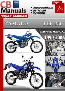 yamaha ttr 250 1999 2006 service manual free download service rh servicemanualsfreedownload wordpress com yamaha ttr 250 workshop manual free yamaha ttr 250 owners manual