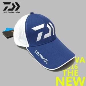 Gorra de Daiwa azul o roja - Rejilla