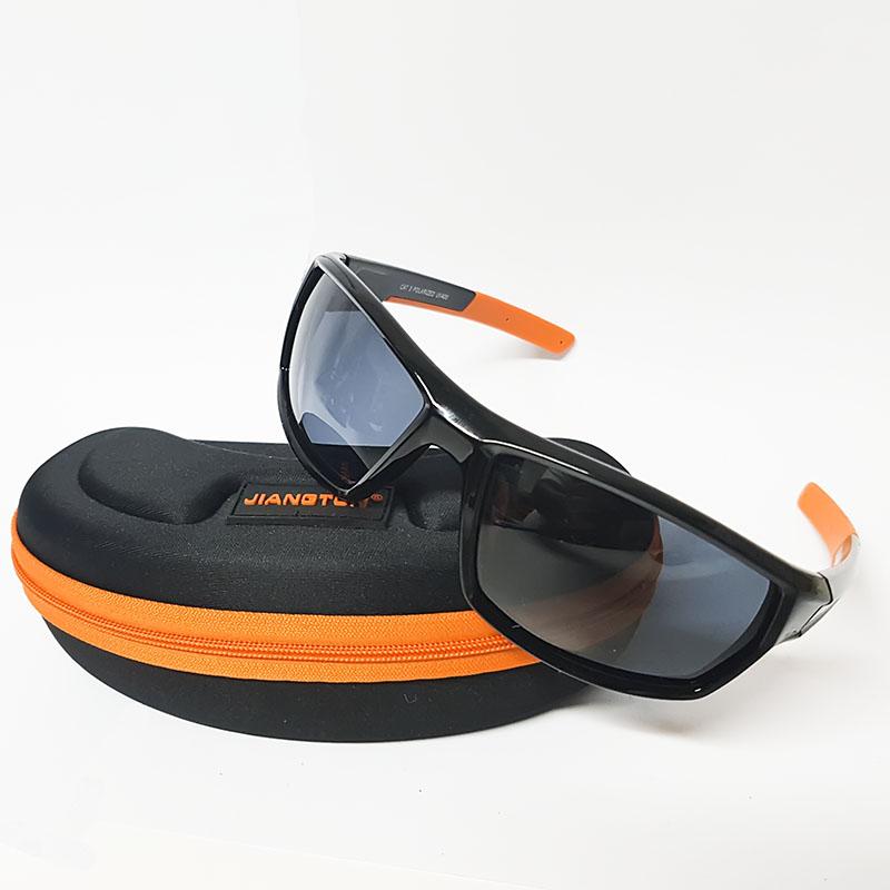 bbc6a726e8 Gafas polarizadas JIANGTUN negras y naranjas | Pleamar | Tienda de ...