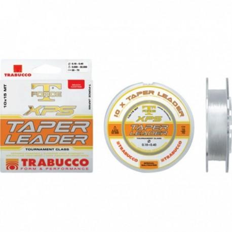 trabucco puentes conicos leader xps