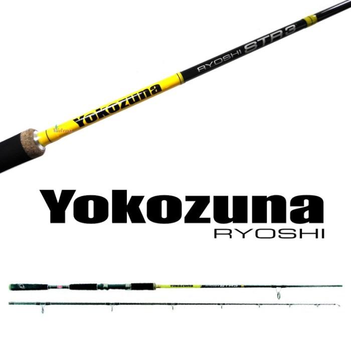 Yokozuna Ryoshi STR3