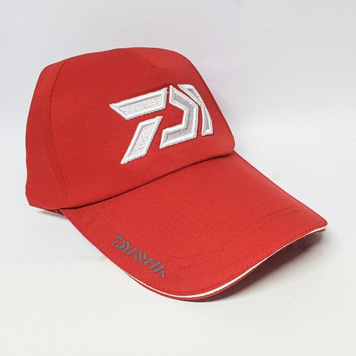 gorra daiwa goretex roja