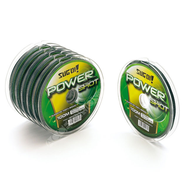 sugoi power shot
