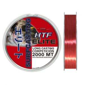 Hilo HTF Surfcasting ELITE Rojo