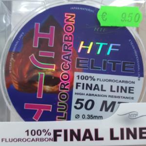 HTF Fluorocarbono Elite