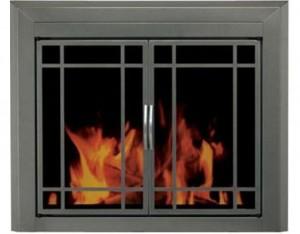Pleasant-Hearth-ED-5412-Edinburg-Glass-Firescreen