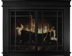 Pleasant-Hearth-Fillmore-Glass-Firescreen