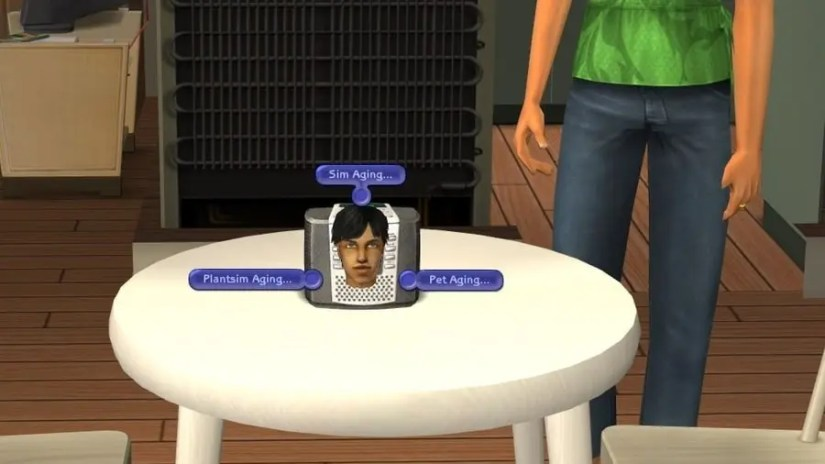 Anti Aging Controller Sims 2