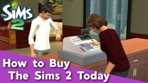 Sims 2 - Buy The Sims 2