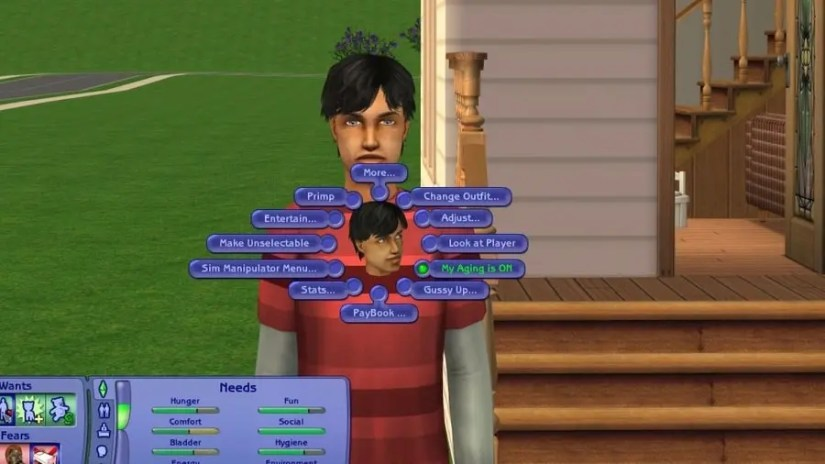 Sims 2 Individual Aging Mod