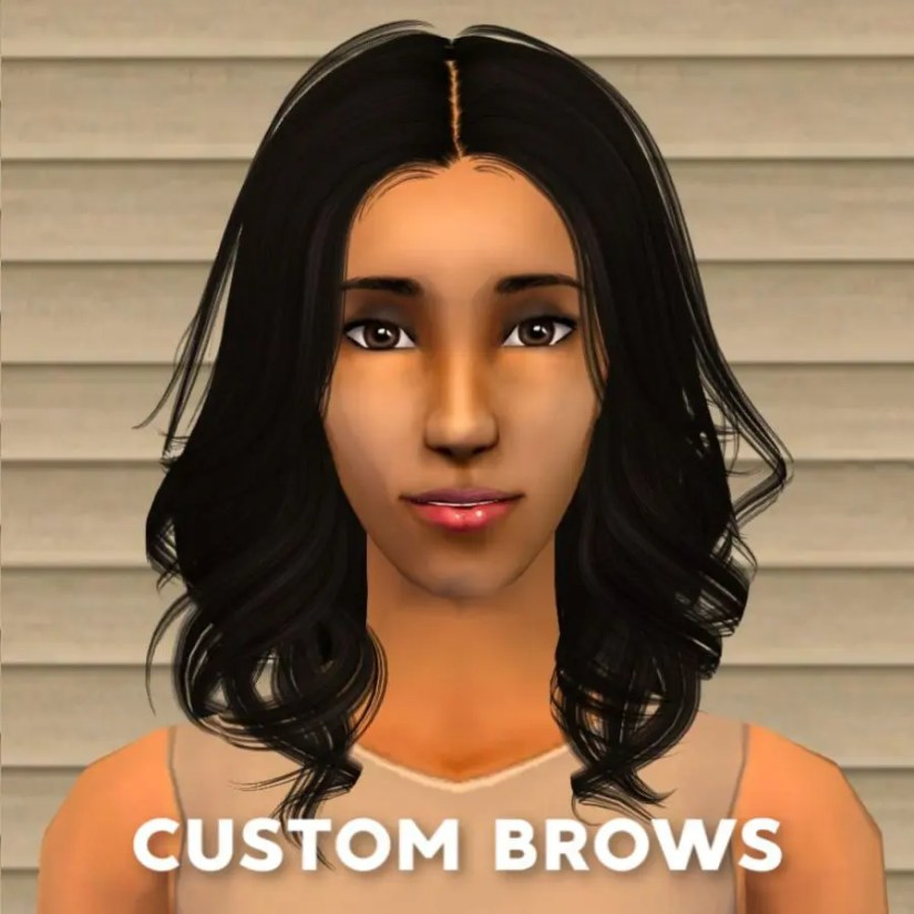 Jennifer Burb Custom Brows