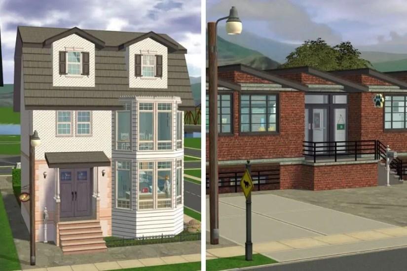 Edgewood Buildings